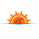 Sunset Pacific Transportation logo