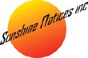 Sunshine Notices