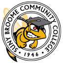 Suny Broome Community College logo