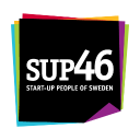SUP46 (Start-Up People of Sweden) logo