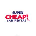 Super Cheap Car Rental TM logo