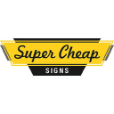 Super Cheap Signs logo icon