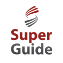 Super Guide logo icon