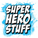 Super Hero Stuff logo icon
