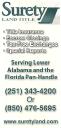 Surety Land Title , Inc. logo