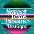 Sweet Texas Treasures Logo