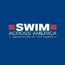 Swim Across America logo icon