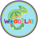 Woodplay Playsets Company Logo