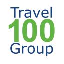 Travel 100 Group logo icon