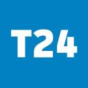 T24 logo icon
