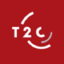 T2 C logo icon