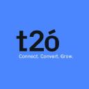 T2 O Media logo icon