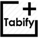 tabify.io logo icon