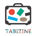 tabizine.jp logo icon