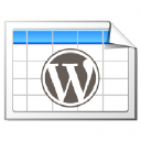 tablepress.org logo icon