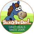 Tack of the Day Logo