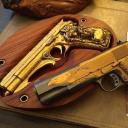 Tactical Gun Review logo icon