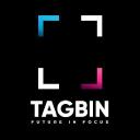 Tagbin logo icon