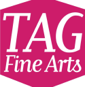 Tag Fine Arts logo icon