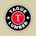 Tague Lumber logo icon