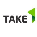 Take1 Ads logo icon