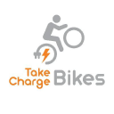 Take Charge Bikes logo icon