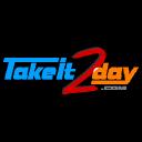 Takeit2day logo icon
