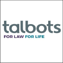 Talbots Law logo icon