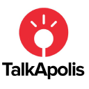 Talk Apolis logo icon