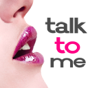 Talk To Me logo icon