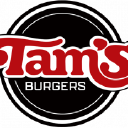 Tams Burger logo icon