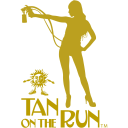 Tan On The Run logo icon