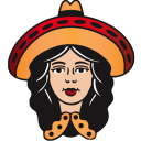 Taqueria Diana logo icon