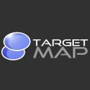 Target Map logo icon