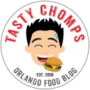 Tasty Chomps logo icon