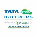 Tata Green Battery logo icon