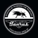 Taurus Amp logo icon
