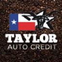 Taylor Auto Credit logo