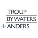 Troup Bywaters & Anders logo icon