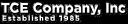 Tce Company logo icon
