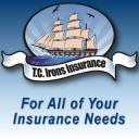 T.C. Irons Agency logo