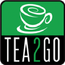 Tea2 Go logo icon