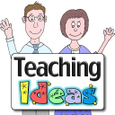 Teaching Ideas logo icon