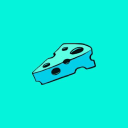 Teal Cheese logo icon