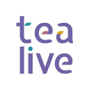 Tea Live logo icon