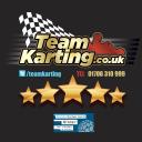 Team Karting Indoor Karting Track Manchester logo icon