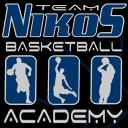 Team Nikos Basketball Academy logo