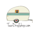 Teardrop Shop logo icon