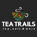 Tea Trails India logo icon
