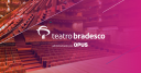 Teatro Bradesco logo icon